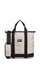 Le Sport Sac Lesportsac Montana Top Zip Tote With Padded Interior Travertine