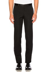 Givenchy Virgin Wool Trousers In Black