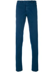 Dell'oglio Chino Trousers Blue