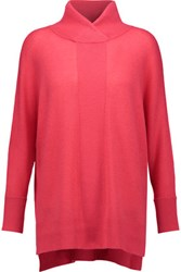 Magaschoni Cashmere Sweater Papaya