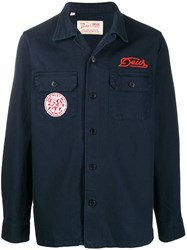 Deus Ex Machina Embroidered Patch Jacket 60