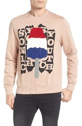 Eleven Paris Men's Elevenparis Jorsion Graphic Sweatshirt