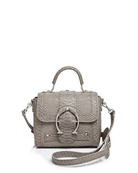Etienne Aigner Eti Mini Satchel Cement