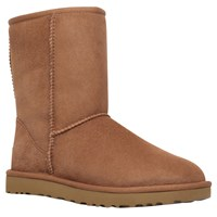 Ugg Classic Ii Short Ankle Boots Chestnut