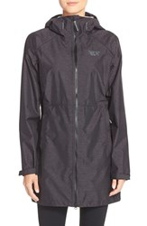 Women's Mountain Hardwear 'Soma Plasmic' Waterproof Trench Jacket