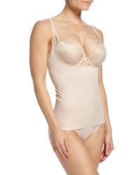 Wacoal Zoned 4 Cupless Shaping Camisole Sand