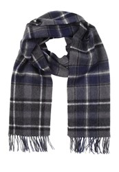 Jack And Jones Jaccash Scarf Grey Melange Mottled Grey