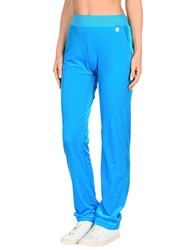 Versace Beach Shorts And Pants Turquoise