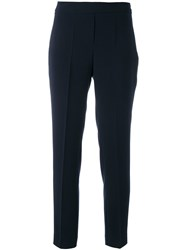 D.Exterior Tailored Trousers Blue