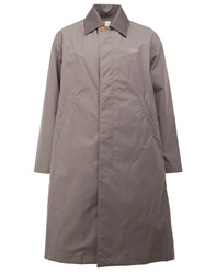 Undercover Oversized Raincoat Grey