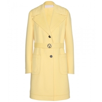 Valentino Wool And Cashmere Coat Sun