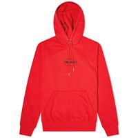 Flagstuff Embroidered Logo Popover Hoody