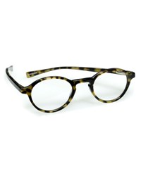 Eyebobs Board Stiff Round Readers Tortoise