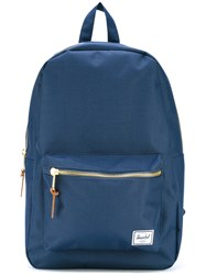Herschel Supply Co. 'Settlement' Backpack Unisex Polyester One Size Blue