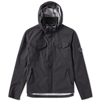 C.P. Company T Mack Arm Lens Field Jacket Black