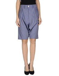 Julien David Harem Pants Blue