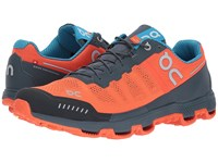 On Cloudventure Flame Shadow Running Shoes Orange