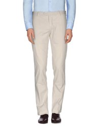 Andrea Morando Trousers Casual Trousers Men White