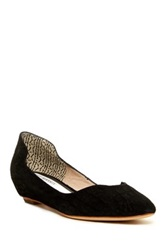 Matt Bernson Izabel Wedge Pump Black