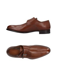 Arfango Loafers Brown