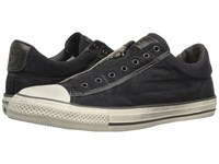 Converse Chuck Taylor All Star Vintage Slip Painted Nylon Ox Black Beluga Turtledove Lace Up Casual Shoes