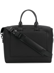 Troubadour 24 Hour Bag Nylon Black