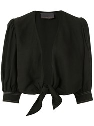 Ginger And Smart Memoir Cropped Blouse 60