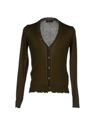 Imperial Star Imperial Cardigans Dark Green