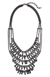 Cristabelle Women's Fancy Multistrand Necklace