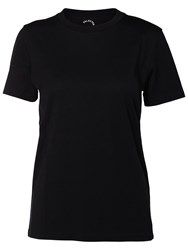 Selected Femme My Perfect T Shirt Black