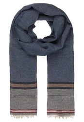 Marc O'polo Scarf Light Royale Royal Blue