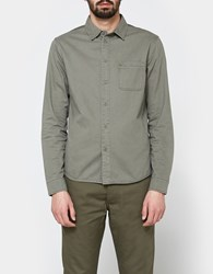 Native Youth Rockham Shirt Olive