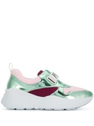 Emilio Pucci Touch Strap Logo Sneakers 60