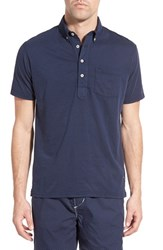 Men's Relwen 'Lake Superior' Pima Cotton Polo
