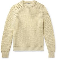 Our Legacy Cotton Sweater Ecru