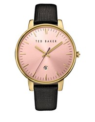 Ted Baker Kate Leather Strap Quartz Watch
