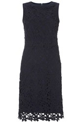 Havren Abby Lace Dress Blue