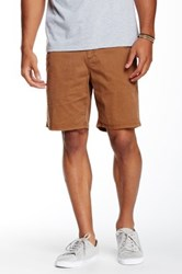 Quiksilver Street Trunk Yoke Short Brown