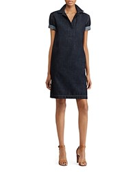 Ralph Lauren Denim Shirt Dress Jones Street Wash