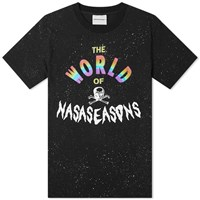 Nasaseasons World Of Tee Black