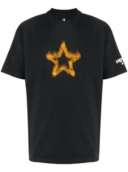 Converse Playing With Fire Print T Shirt 60