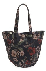 Herschel Supply Co. 'Auden' Tote Black Hawaiian Camo