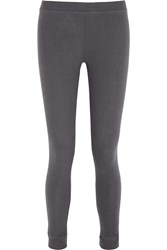 Eberjey Cozy Time Modal Blend Leggings Gray