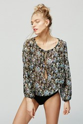 Intimately Womens Elsa Blouse Bodysuit