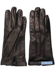 Prada Perfectly Fitted Gloves Black