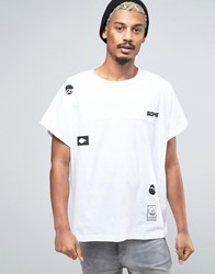 Cheap Monday Angle Solid T Shirt White