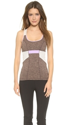 Vpl Spongy Neo Overall Tank Top Fawn Marl