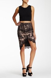 Style Stalker Confidential Skirt Multi