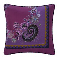 Etro Toledo Cushion 45X45cm Purple