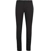 Theory Joseph Slim Fit Stretch Woven Trousers Black